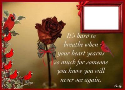 its hard to breath