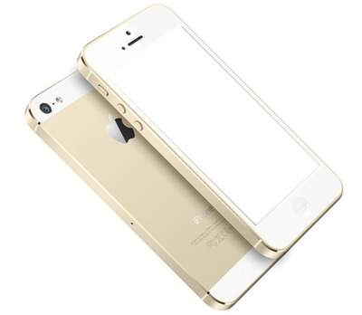 iPhone 5s Gold (Dorado)