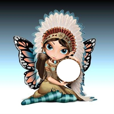 lil angel indian