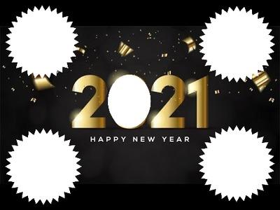 2021 - HAPPY NEW YEAR