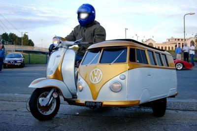 Beetle Volkswagen Bike