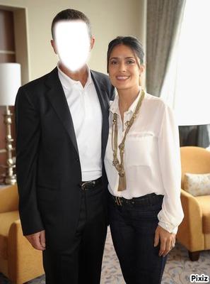 avec salma haeck