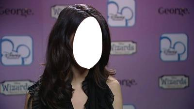 Selena Gomez Yüzü