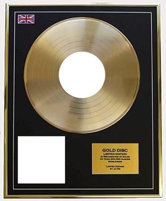 Premio Disco de Oro