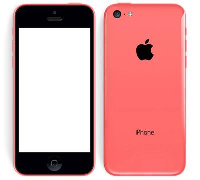 iphone pink (rosado)
