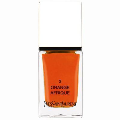 Yves Saint Laurent La Laque Couture Oje Orange Afrique
