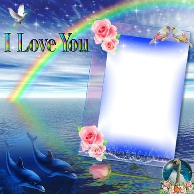 Cadre i love you