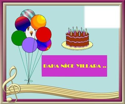 doğum günü :)