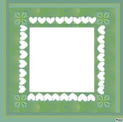cadre vert gaetana