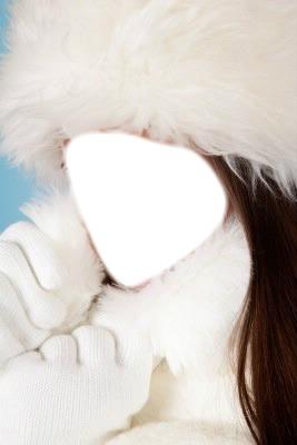 genieten in de sneeuw