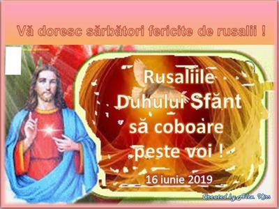 Rusalii