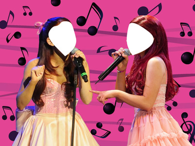 Ariana Grande and Her Sister Ariela Love you twin sisters!! <3