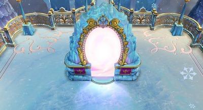 The Sims Jogue Grátis - Portal do Palácio de Gelo