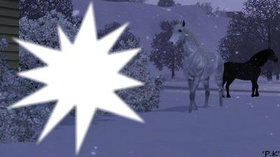 konie z sims 3