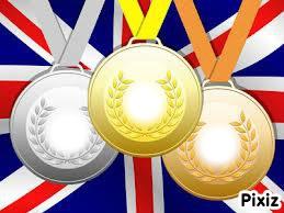 Médaille des Jeux Olympiques London 2012