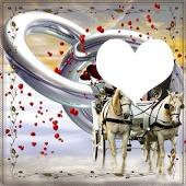 mariage bague et cheval