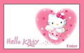 plaque chambre Hello Kitty
