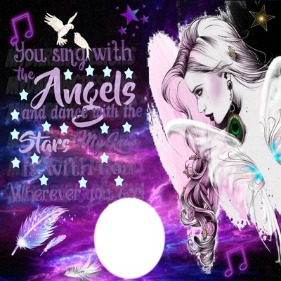sing with the angels