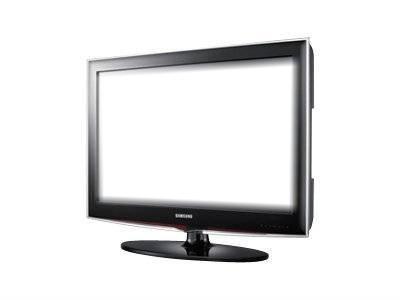 écran de tv