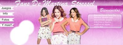 Portada Martina Stoessel (Tini/Violetta)