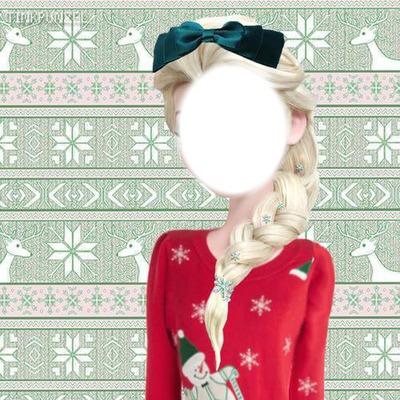 Beauty Elsa = Frozen