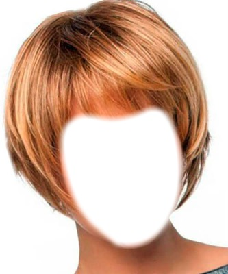 Montage Photo Coupe De Cheveux Femme Pixiz