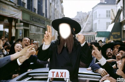 Montage photo rabbi jacob pixiz for Dans rabbi jacob
