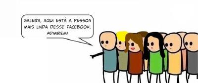 A Pessoa Mais Linda do Facebook