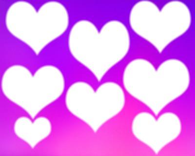 coeur a 8