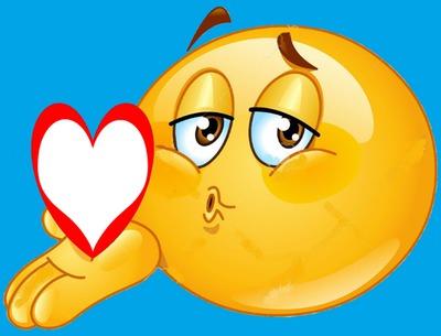 Beijo Smiley 2