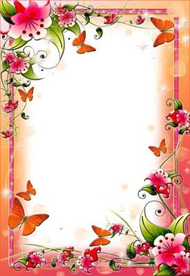 Butterflies Spring