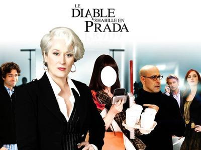 SHABILLE TÉLÉCHARGER PRADA EN FILM LE DIABLE