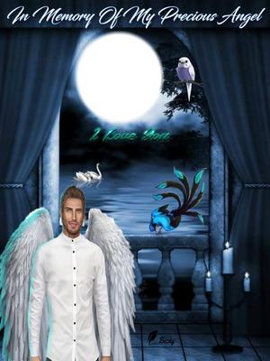 in loving memory of my loving angel