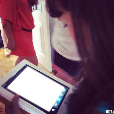Meu Tablet ( quem criou fui eu Larissa Manoela)