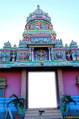 entrée temple Narasimha