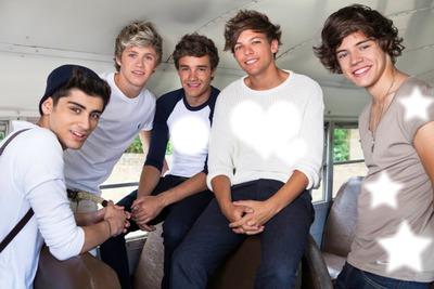 Liam , Harry , Louis y tu
