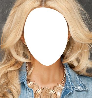 beautiful girl blonde
