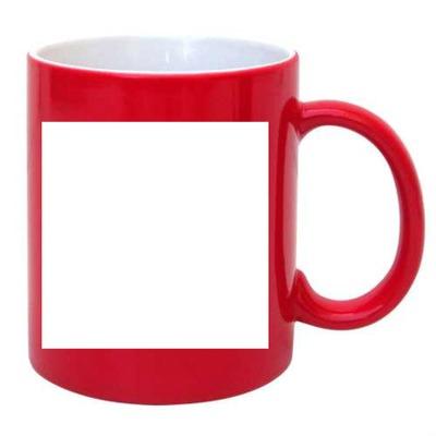 tasse avec une photo