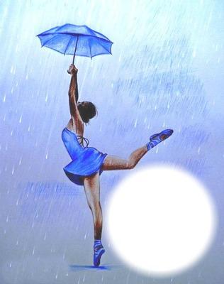 Ballerine-pluie-danser