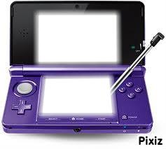 Nintendo DS Purple
