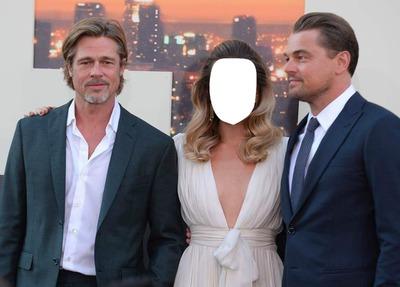 Brad et Leonardo 2