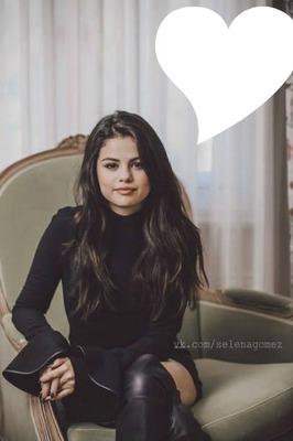 Selena gomez kalp