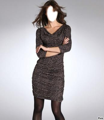 Toi aussi mets ta robe léopard !