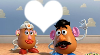 M. Patate et Mme Patate