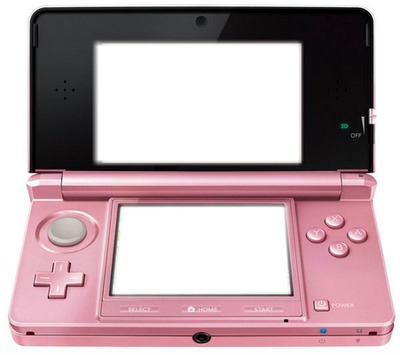 3ds rose corail