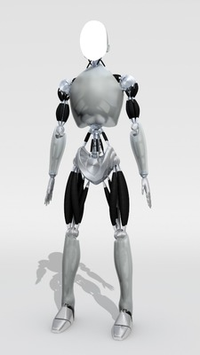 ¿que robot serias en el futuro si evolucionas y reencarnaras d enuevo?descubrelo pon tu cara aqui en el futuro habra 4 tipos de robot rojos,negros,blancos y amarillos