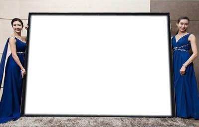 grand écran 1 photo