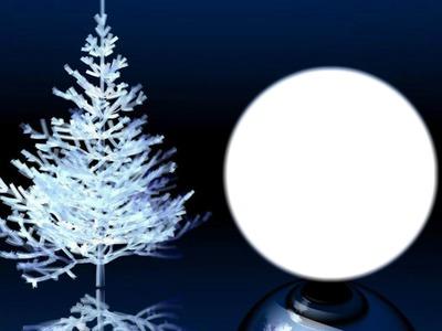 Árvore de Natal Branca