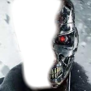 Terminator visage