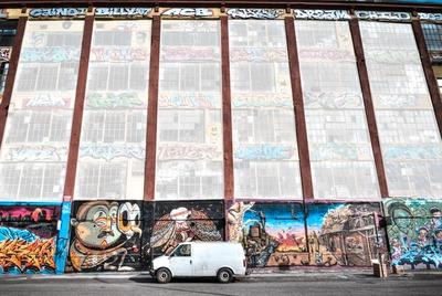 New York – Graffiti